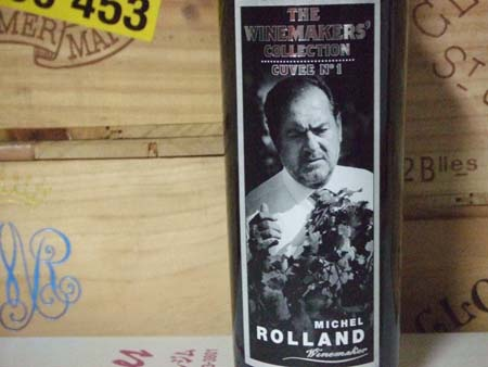 The WinemaKers Collection Michel Rolland